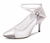 Ladies' wedding shoes